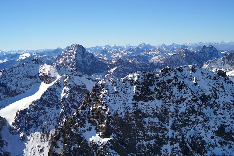 Schweiz Piz Linard