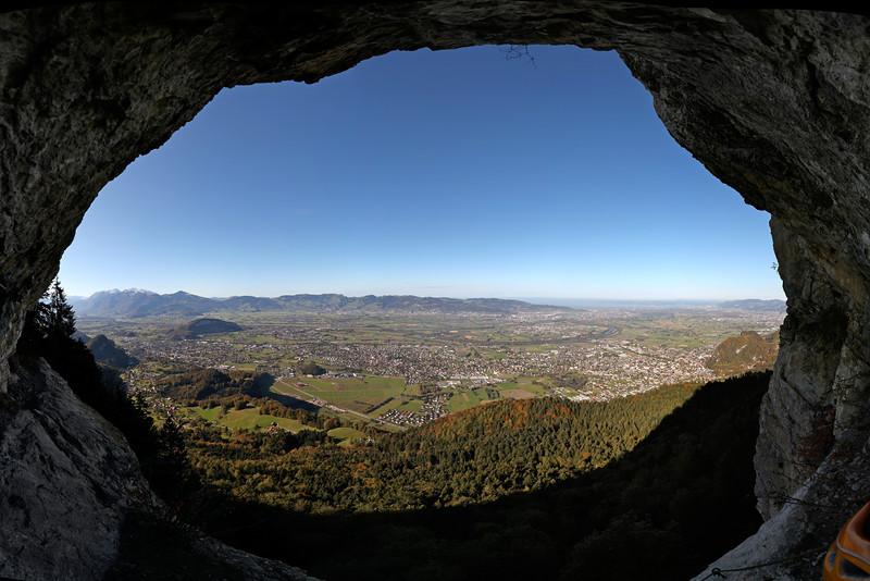 Klettersteig am Kapf