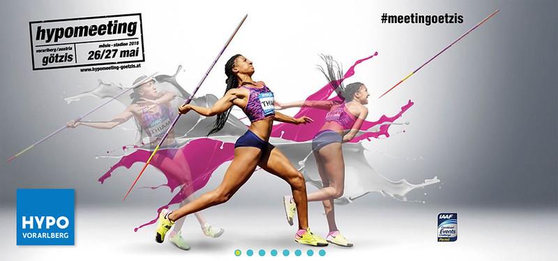 Hyposujet 2018 mit Olympiasiegerin Nafi Thiam