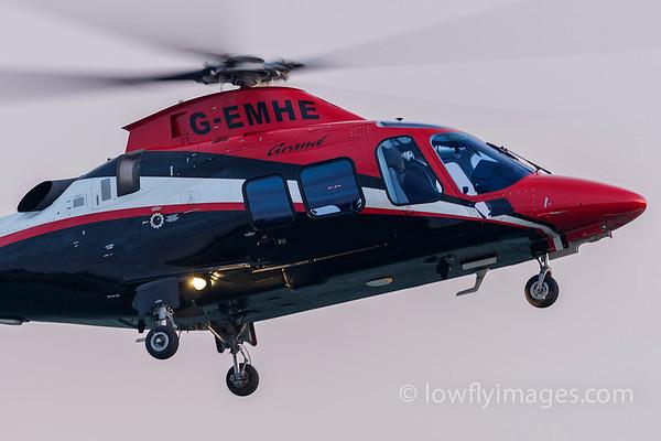 G-EMHE,  Agusta A-109S Grand C/N 22182
