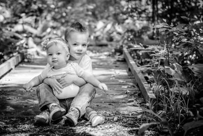 G Family Shoot Arboretum