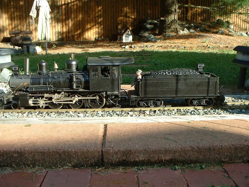 Steamer 54