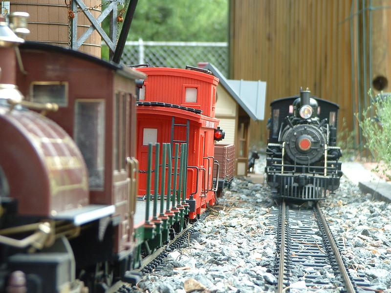 Steamers Awaiting Passengers