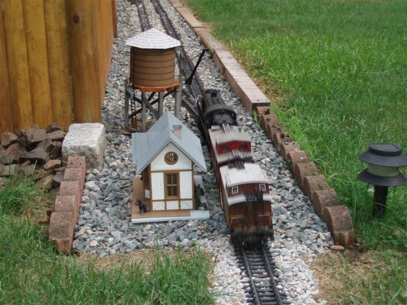 By Rockville Station