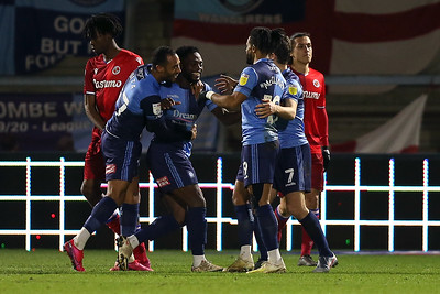 Wycombe Wanderers v Reading FC  - The EFL Sky Bet Championship 20/21