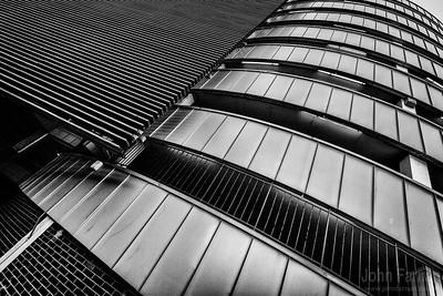 car park abstract