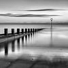 Portobello beach Edinburgh scotland