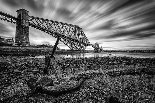 Forth Bridge, North Queensferry.