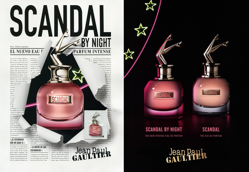 Scandal By Night 2018 Glossypages