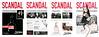 JEAN PAUL GAULTIER Scandal 2017 France 4-page foldout grand format (Sephora stores) 'La nouvelle Eau de Parfum - Scandal à Paris - Scandal chez Sephora!'