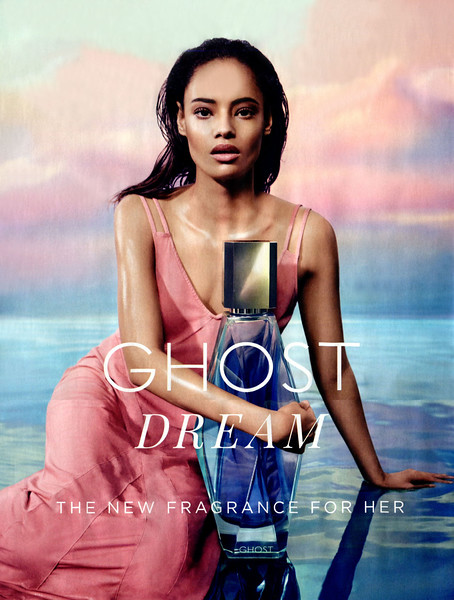 GHOST Dream 2017 UK (visual 1) 'The new fragrance for her'