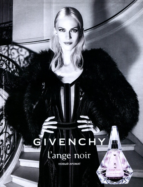 "GIVENCHY L'Ange Noir Eau de Toilette 2017 Russia (handbag size format) 'Новый аромат'<br /> <br /> MODEL: Aymeline Valade, PHOTO: Camilla Akrans<br /> <br /> TV COMMERCIAL: <a href=""https://vimeo.com/183283925"">https://vimeo.com/183283925</a>"