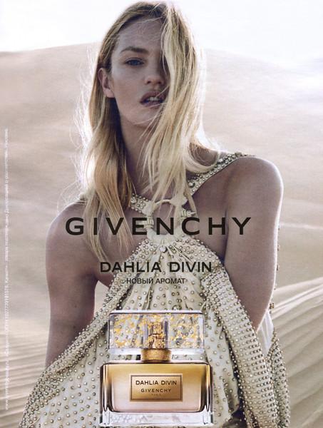 "GIVENCHY Dahlia Divin  Le Nectar de Parfum 2017 Russia (handbag size format) 'Новый аромат'<br /> <br /> MODEL: Candice Swanepoel, PHOTO: Peter Lindbergh<br /> <br /> TV COMMERCIAL: <a href=""https://www.youtube.com/watch?v=zE_XKf4JVkM"">https://www.youtube.com/watch?v=zE_XKf4JVkM</a>"