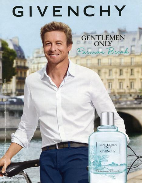 GIVENCHY Gentlemen Only Parisian Break 2016 Russia