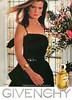 GIVENCHY III 1982 France 'Habillée Givenchy, parfumée Givenchy III'