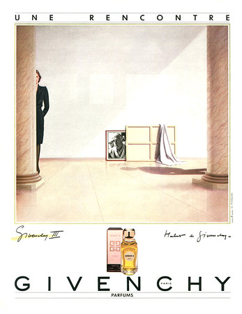 GIVENCHY III 1984 France 'Une rencontre - Givenchy III - Hubert de Givenchy'