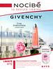 GIVENCHY Live Irrésistible 2015 France (Nocibé stores) 'La beauté libérée - Le nouveau parfum - Cadeau Nocibé - Liberté Nº12 - Être toout simplement irrésistible'