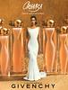 GIVENCHY Organza 1996 France 'Quelque chose en moi d'éternel - Le nouveau parfum de Givenchy'