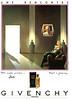 GIVENCHY Ysatis 1988 France 'Une rencontre - Mon nouveau parfum Ysatis - Hubert de Givenchy'