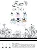 Flora by GUCCI Diverse 2012 Russia (Rive Gauche stores) handbag size format 'Ваш подарок'