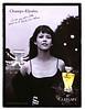 """GUERLAIN Champs-Elysées 1997 Spain 'La vie est plus belle quand on l'écrit soi-même - La vida es más bella cuando la escribe una misma'<br /> <br /> MODEL: Sophie Marceau, PHOTO: Peter Lindbergh<br /> <br /> TV commercial: <a href=""""https://vimeo.com/25375008"""">https://vimeo.com/25375008</a>"""