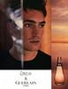 GUERLAIN Coriolan 1999 Spain<br /> <br /> MODEL: Keith Mallos (US), PHOTO: Mario Sorrenti