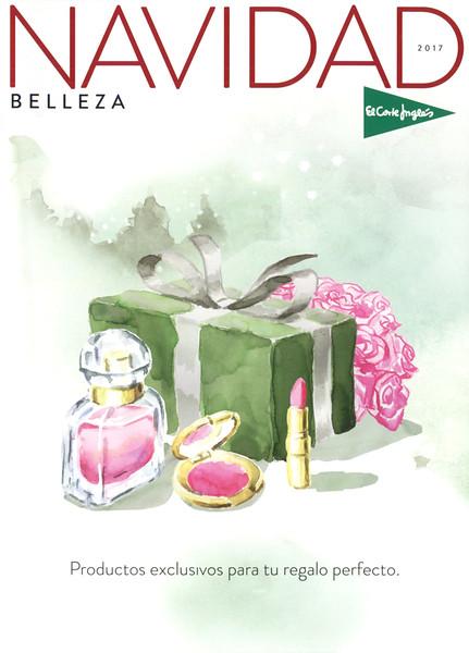 EL CORTE INGLÉS department stores Christmas campaign (Mon GUERLAIN) 2017 Spain 'Productos exclusivos para un regalo perfecto'