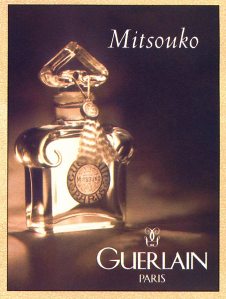GUERLAIN Mitsouko 1999  France small format