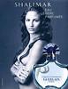 GUERLAIN Shalimer Eau Légère Parfumée 2003 France 'La nouvelle fragrance de Guerlain'<br /> MODEL: Fernanda Tavares, PHOTO: Annie Leibovitz