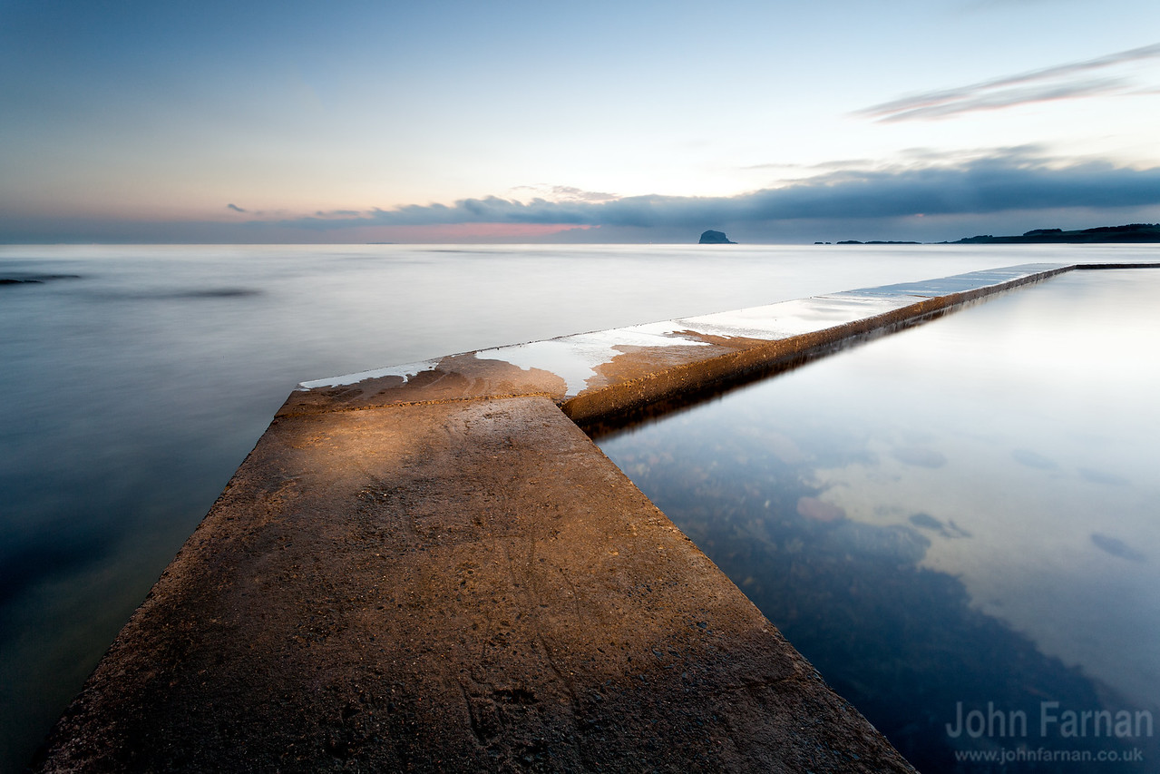 North Berwick Sea Pool