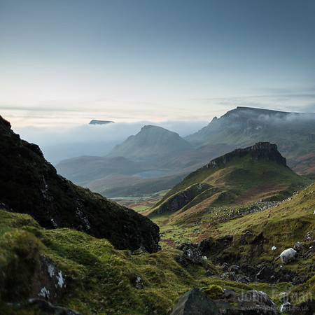 Trottenish Ridge