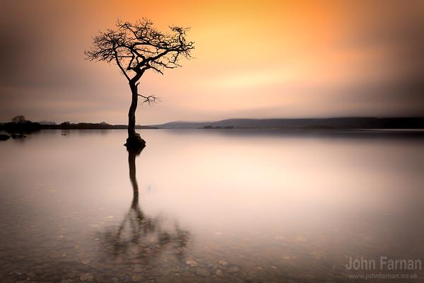 Stunning Loch Lomond Sunrise