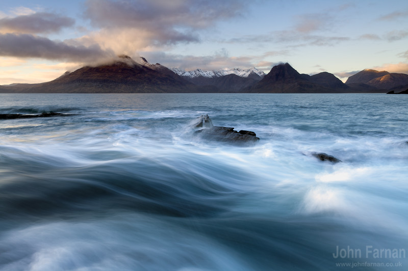 Elgol and the Black Cuillin