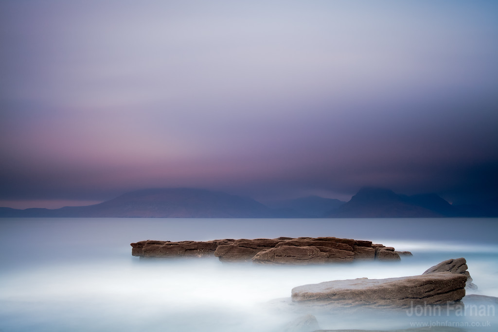 Elgol and the black Cullins