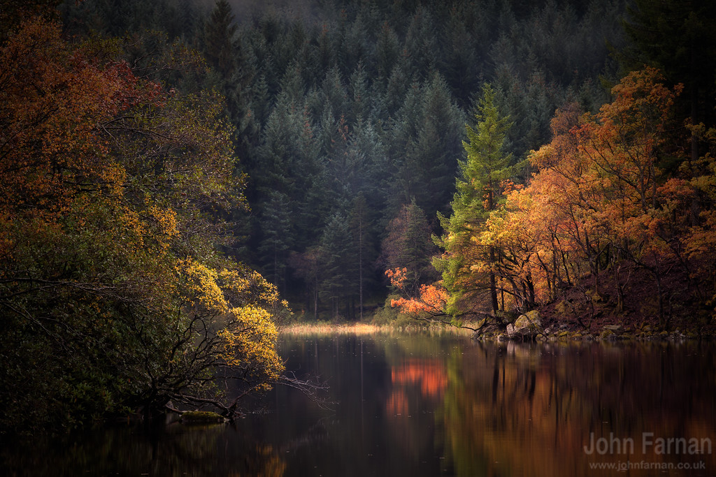 Loch Ard Autumnal Colours