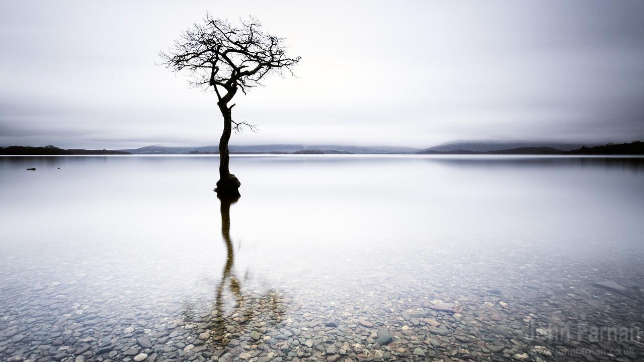 Loch Lomond View from Millarochy Bay