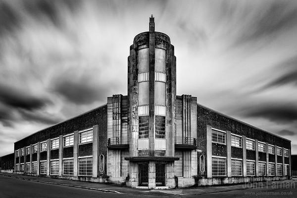 The Leyland Building, Glasgow.