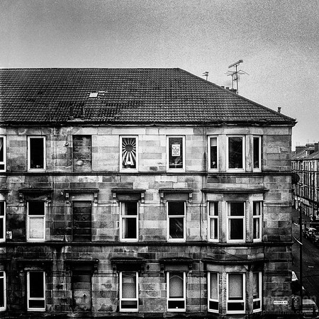 Glasgow Tenement