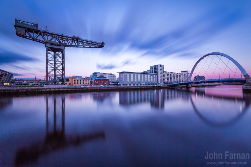A Stunning Glasgow Print  Also available as a fine art canvas or wonderfully evocative acrylic print. Glasgow has never looked better  All images are printed just outside Glasgow and delivered anywhere in the world