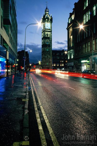 Glasgow Trongate