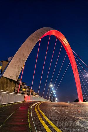 Clyde Arc Glasgow