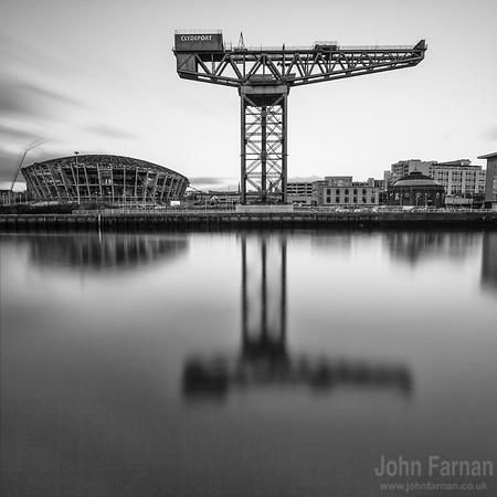 The Titan crane Finnieston, Glasgow
