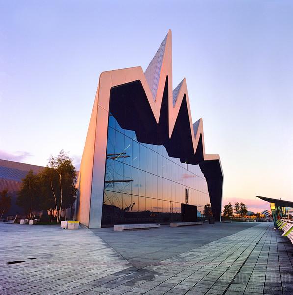 Transport museum Glasgow