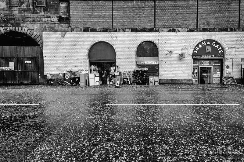 Sham Gate Glasgow