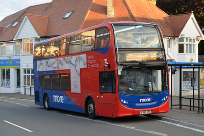 GSC 1500 and 1600 ADL Enviro 400