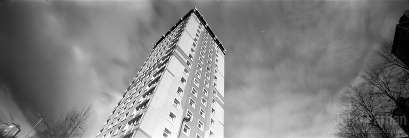 Motherwell Tower Block