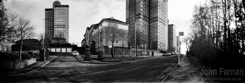 Tower Blocks Motherwell
