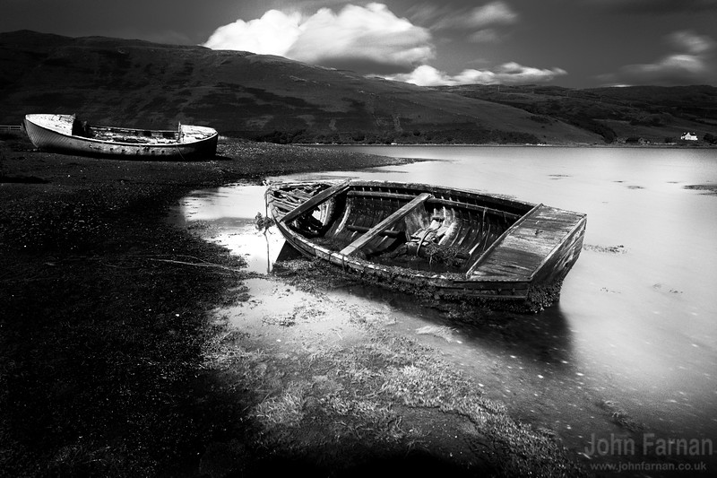 boats on skye