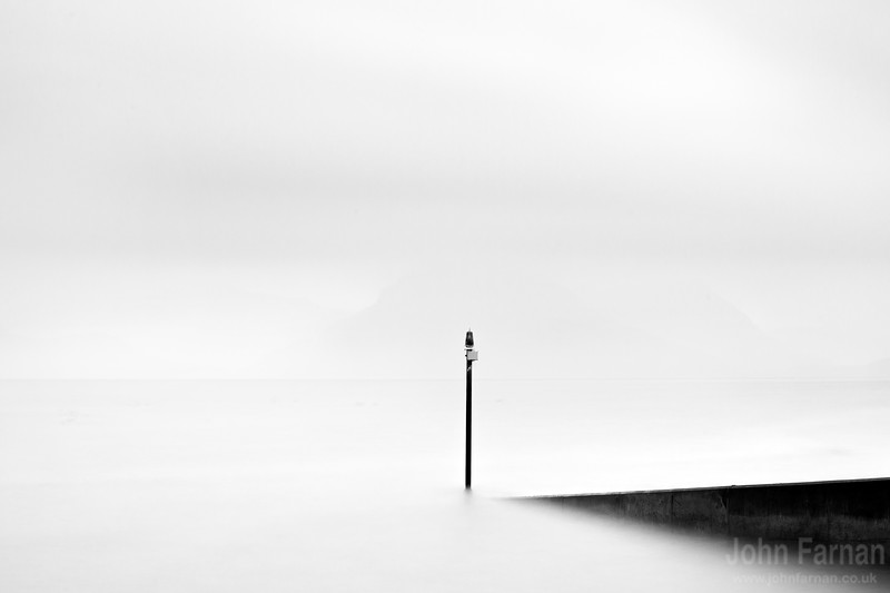 Elgol slipway minimalist