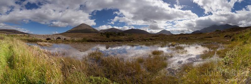 Sligachan Panorama